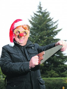 Der Letzte Weihnachtsbaum.Der Letzte Weihnachtsbaum Magdeburg Kompakt
