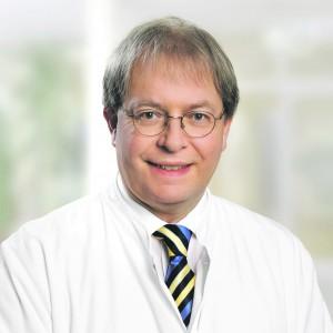 Prof. Dr. Jörn Kekow, Ärztlicher Direktor und Chefarzt der Klinik für Rheumatologie der HELIOS-Fachklinik Vogelsang-Gommern.